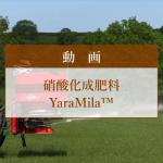 硝酸化成肥料 YaraMila™紹介動画